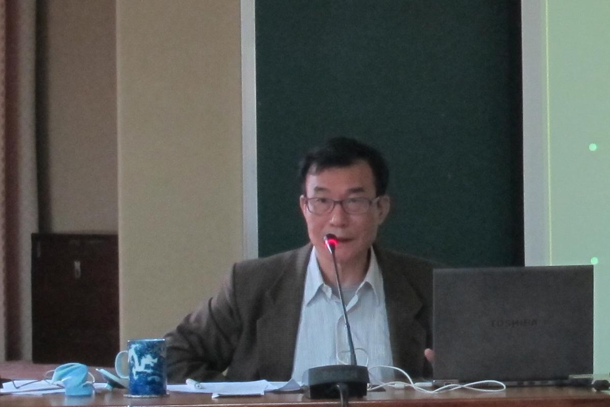 陳國棟教授演講 「靝馨茶商的周轉困局——乾、嘉年間廣州貿易與婺源綠茶商」紀要