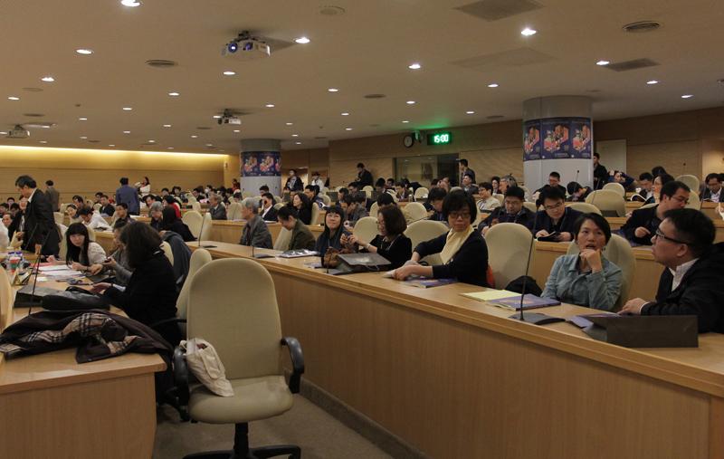 2015 年中央研究院明清研究國際學術研討會「社會文化」場次會議報導