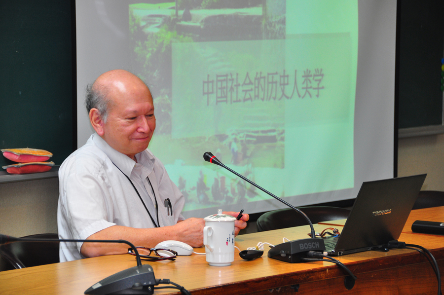 科大衛教授演講「中國社會的歷史人類學:對 1960 年代歷史學-社會學對話的一個回應」紀要