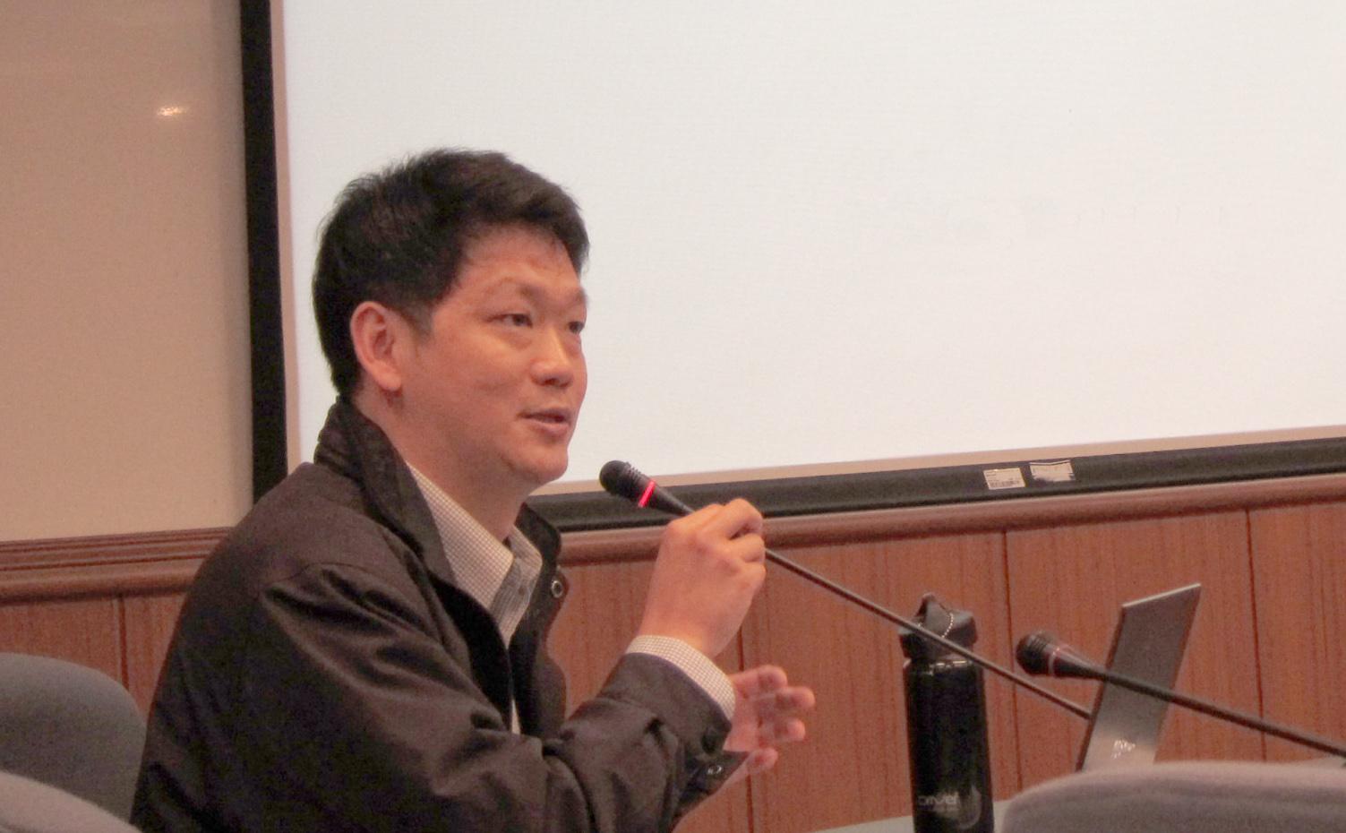 朱瑪瓏教授演講「領事、報人與十九世紀東亞通商口岸裡的情報掮客:以 1874 年臺灣事件日、中兩國輪船運兵消息為例」紀要