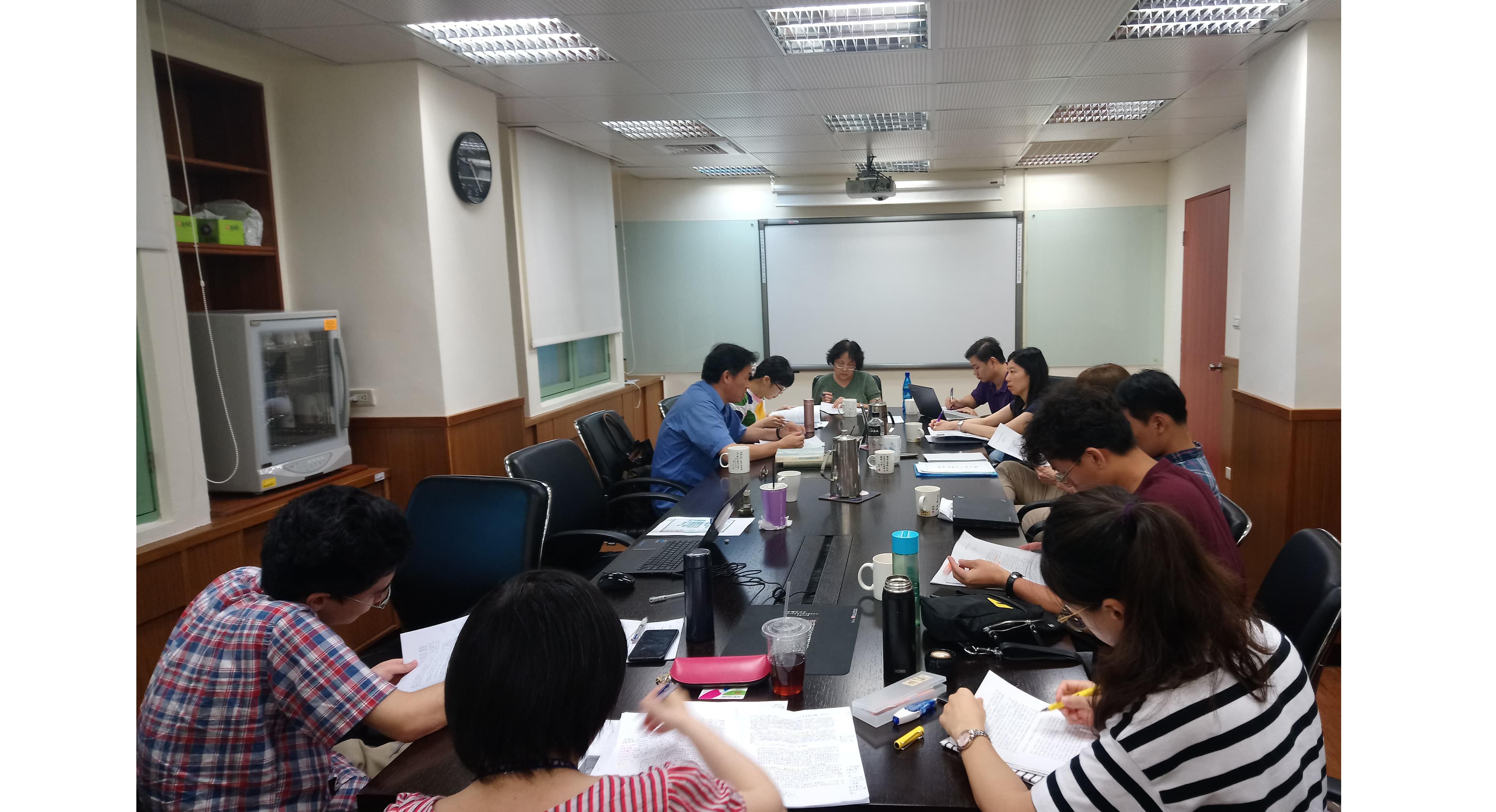 「近世儒學與社會工作坊」第三次討論會紀要