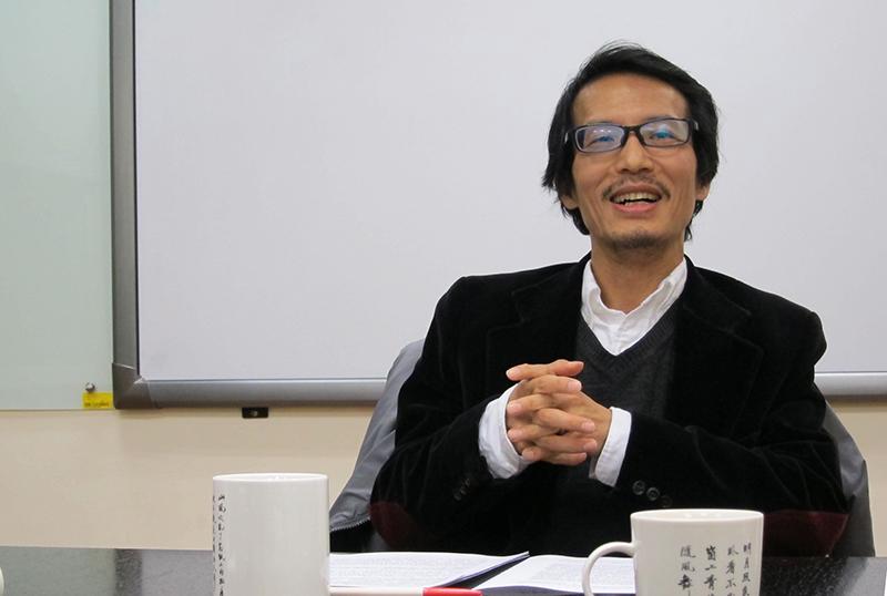 陳正國教授演講「新友誼與新政治:譚嗣同與清末世界主義」紀要