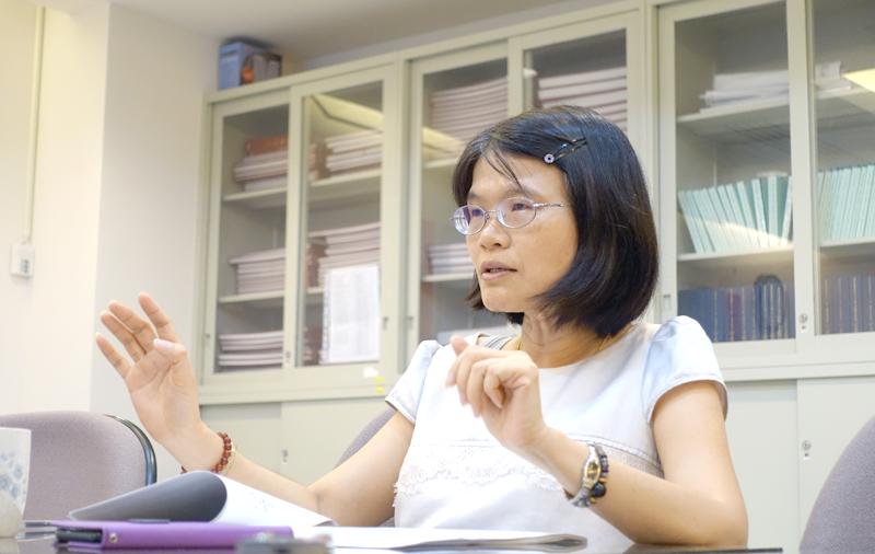 專訪林玉茹教授
