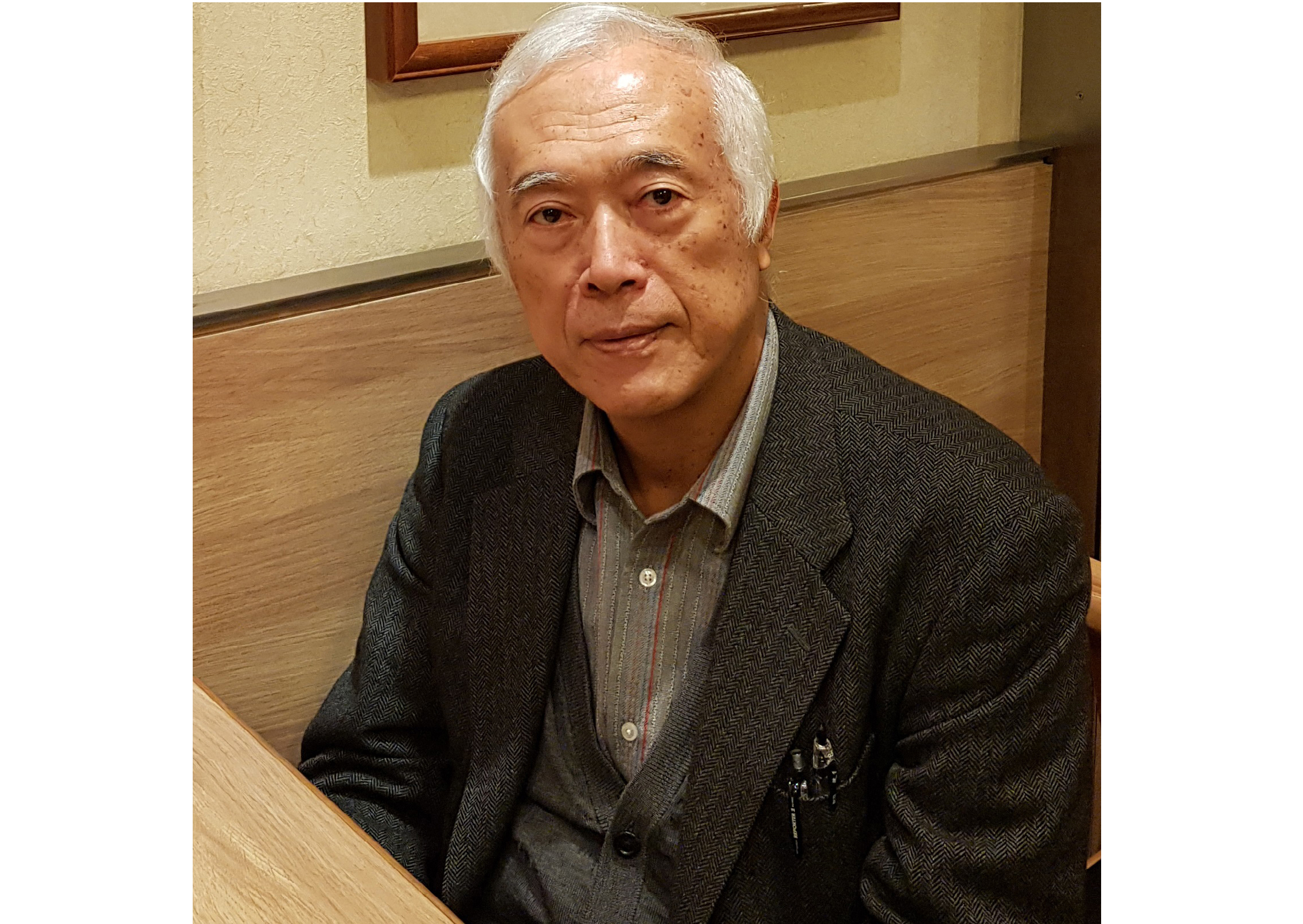 專訪濱下武志教授