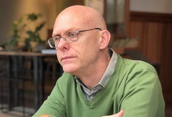 專訪畢可思 (Robert Bickers) 教授