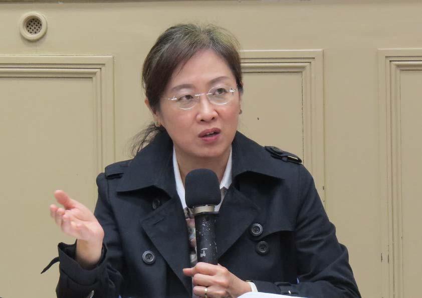 陳慧宏教授演講「明末兩位葡西耶穌會傳教士的中國故事:中西文化交流的世界史視角」紀要