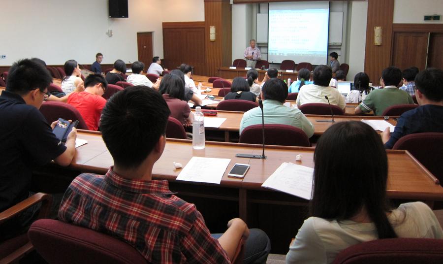 「核心與邊緣之間:清朝內亞邊疆青年學者工作坊」報導