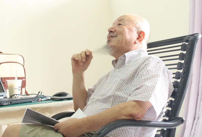專訪濱島敦俊教授