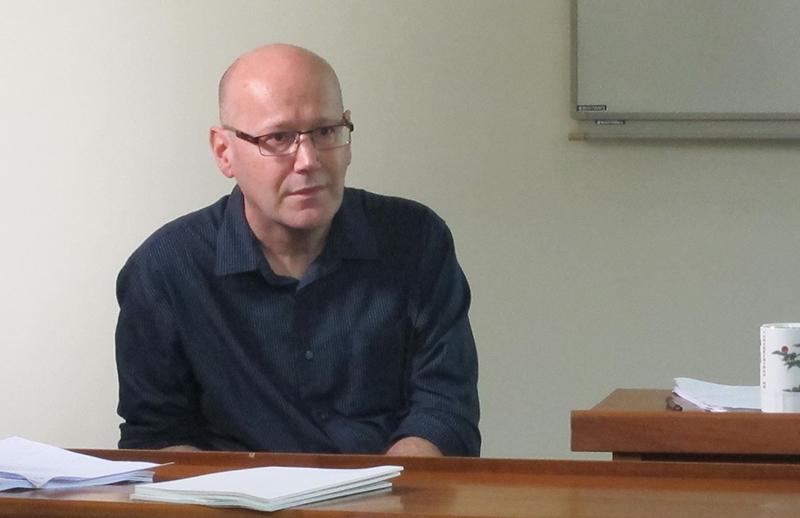 戴彼得教授演講「改寫歷史:陳建《皇明通紀》的出版與再版」紀要