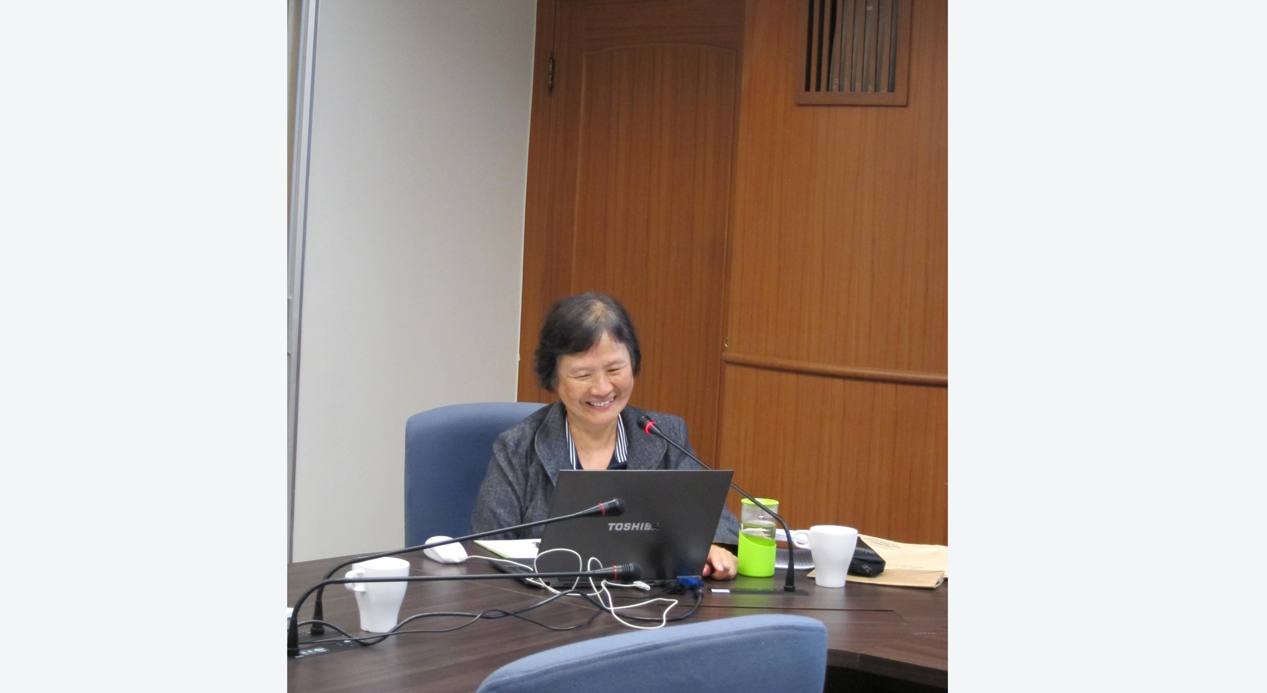 賴惠敏教授演講「和珅跌倒,嘉慶吃飽?論嘉慶朝內務府財政」紀要