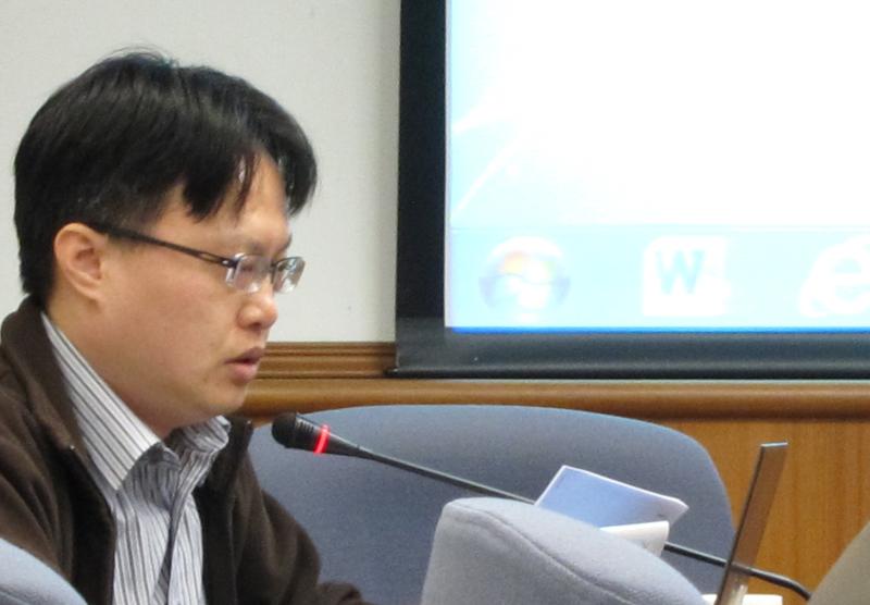 游博清教授演講「帝國的水文人員:鴉片戰爭與英國對華水文調查 (1840-1846)」紀要