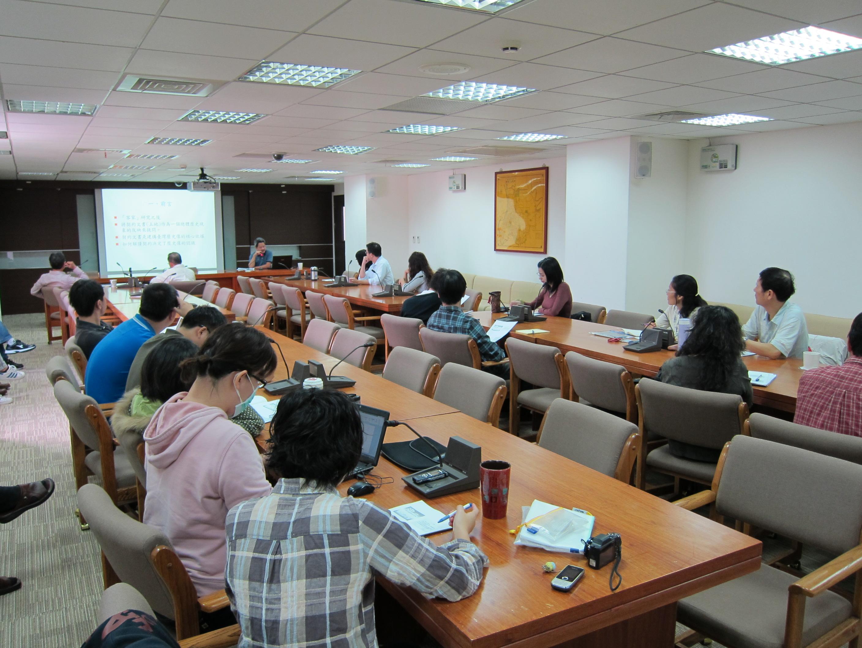 李文良教授講演「契約、土地控制與地方歷史:作為清代臺灣史課題的契約文書論」紀要