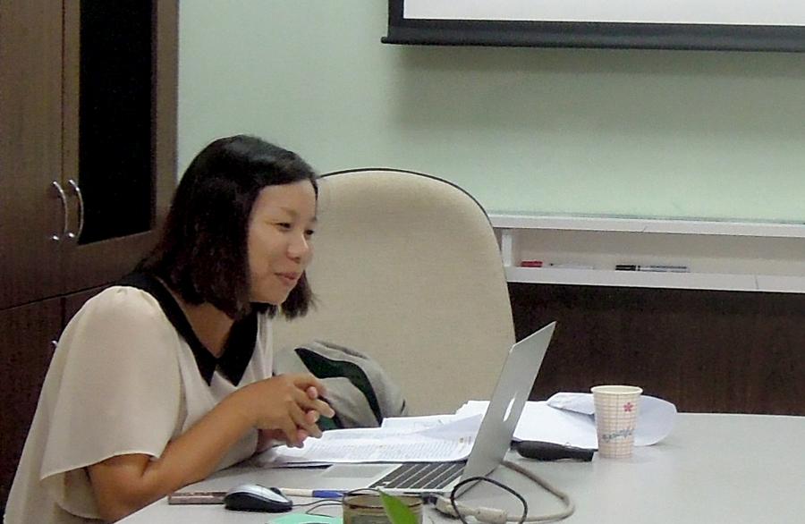 鄭雅尹女士演講「日本竹枝詞中的知識視域與異文化體驗:從黃遵憲到清末留日學生」紀要