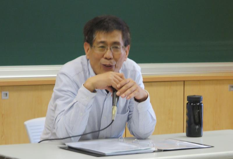 鄭振滿教授演講 「民間歷史文獻的蒐集與解讀」紀要