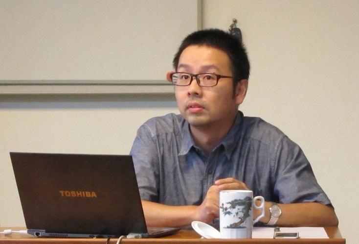 瞿駿教授演講「小城鎮裡的『大都市』——清末上海對江浙地方讀書人的文化輻射」紀要