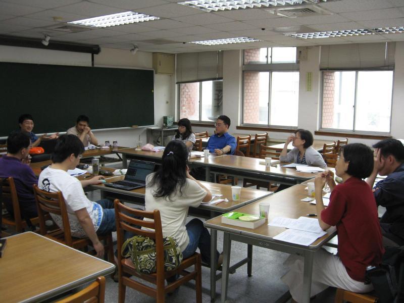「近世儒學、家族與宗教工作坊」第三次討論會活動紀要
