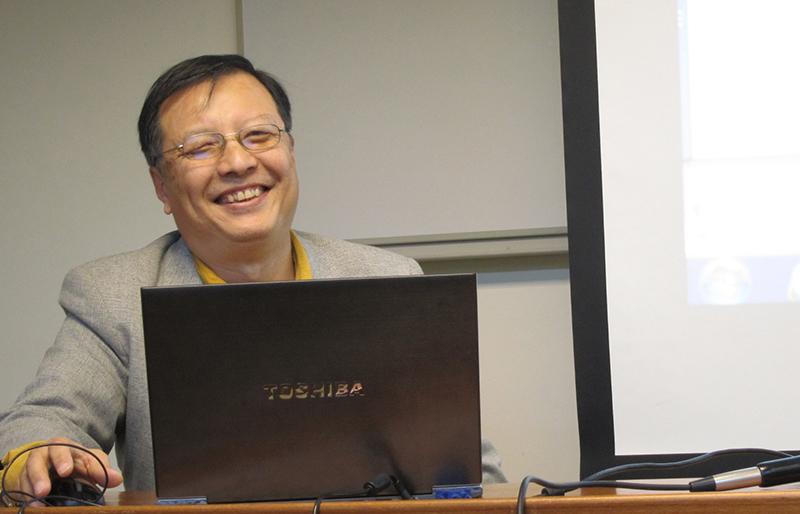 畢奧南教授演講「從蒙古國藏清代庫倫辦事大臣衙門檔案談起」紀要