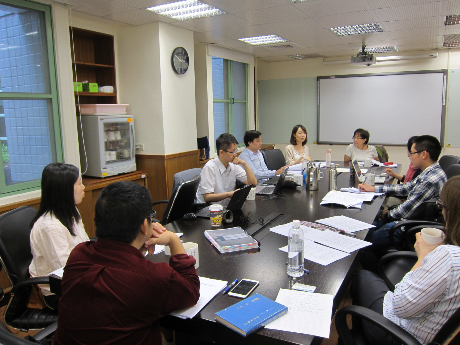 「近世儒學與社會研究工作坊」第五次討論會紀要