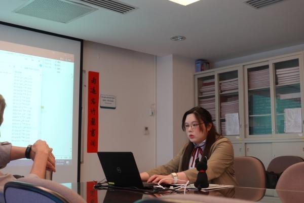 簡宏逸博士演講「謊言與新生:薩瑪納札騙局與歐洲臺灣研究的誕生」紀要