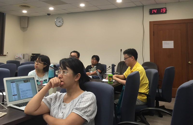 「中西檔案讀書會」第七次讀書會紀要