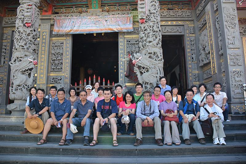 「田野與文獻——閩南文化考察工作坊」第二次討論會紀要