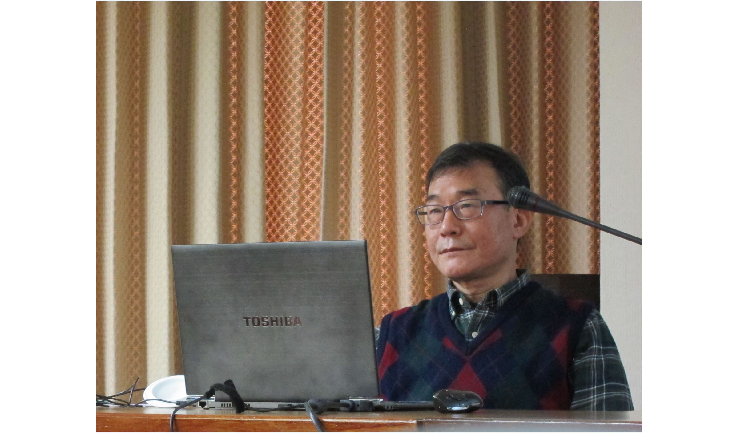 陳國棟教授演講「道光八年澳門外海喋血案─一樁「繪聲繪影」的審判」紀要