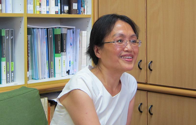 專訪李惠儀教授