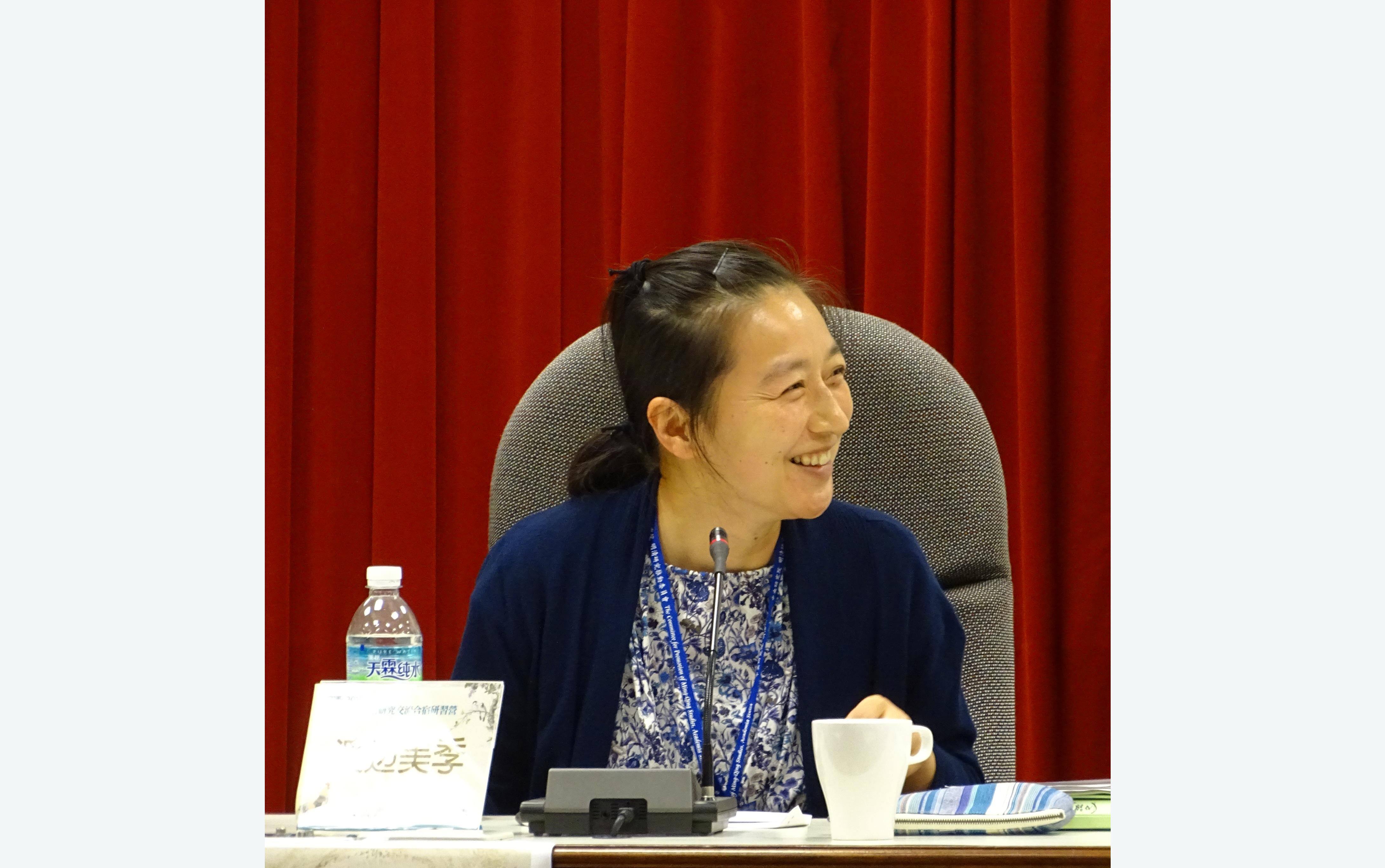 """渡辺美季教授演講「日明""""勘合""""交渉と琉球、そして台湾」紀要"""