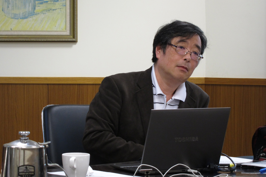 菊池秀明教授演講「湘軍對湖北、江西的經營和其支持者、反對者——兼談太平天國時期地方武裝對中國近代史的影響」紀要
