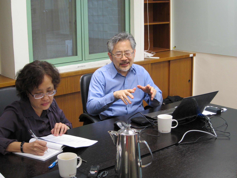王成勉教授講演「明末清初士人的抉擇——回顧與前瞻」紀要