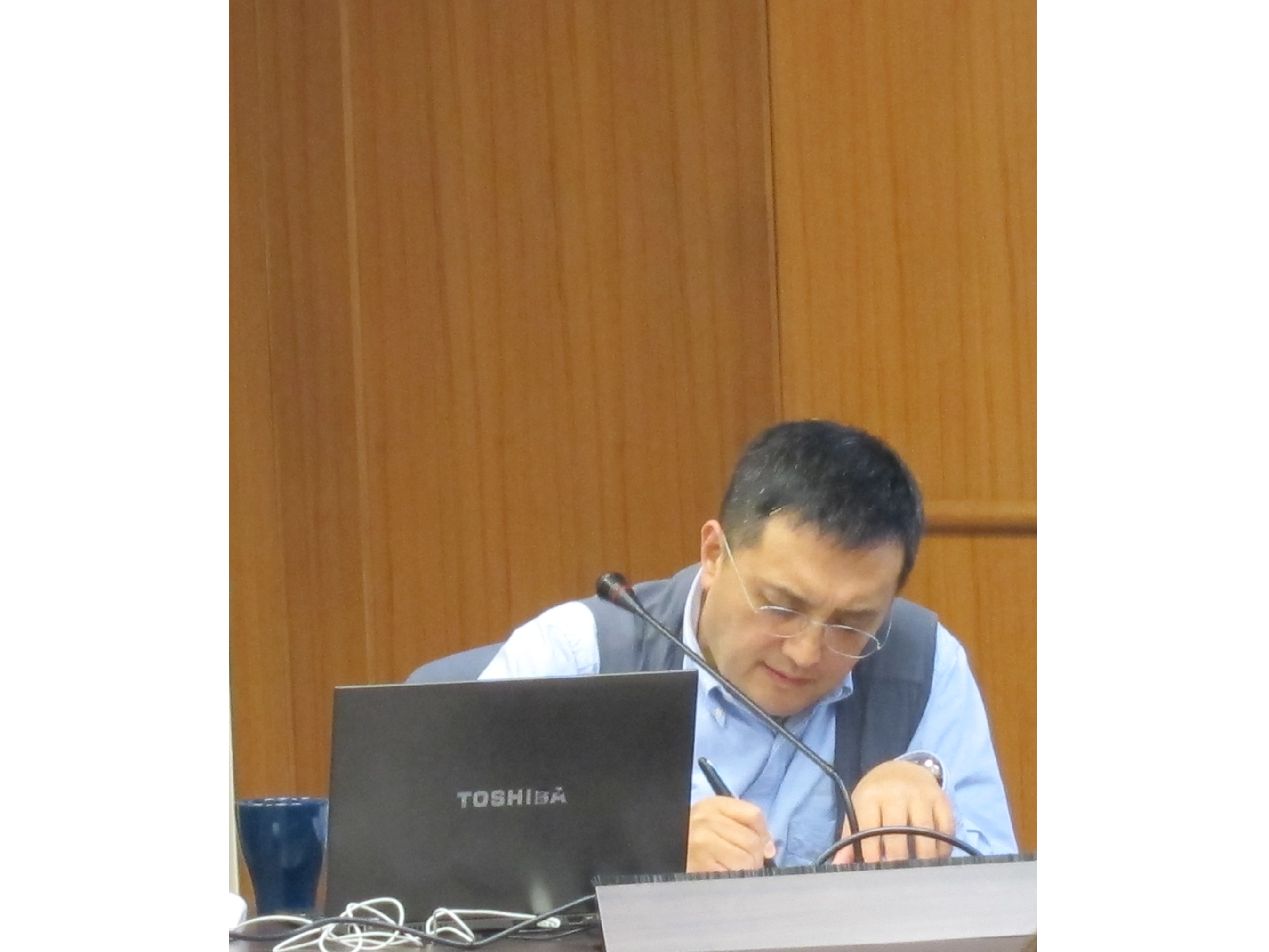 吳啟訥教授演講「中國」內涵的變更與中國歷史的近代轉型」紀要
