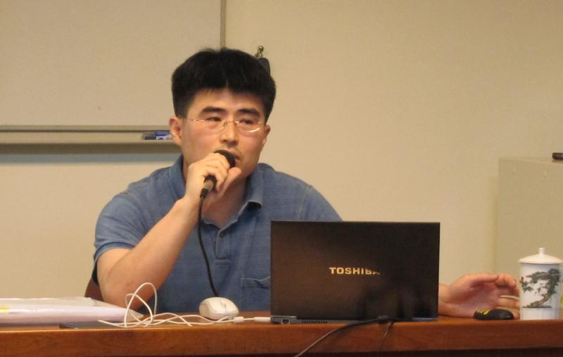 張藝曦教授演講「正偽之間:明末復古博學之風與江西文社士人的轉向」紀要