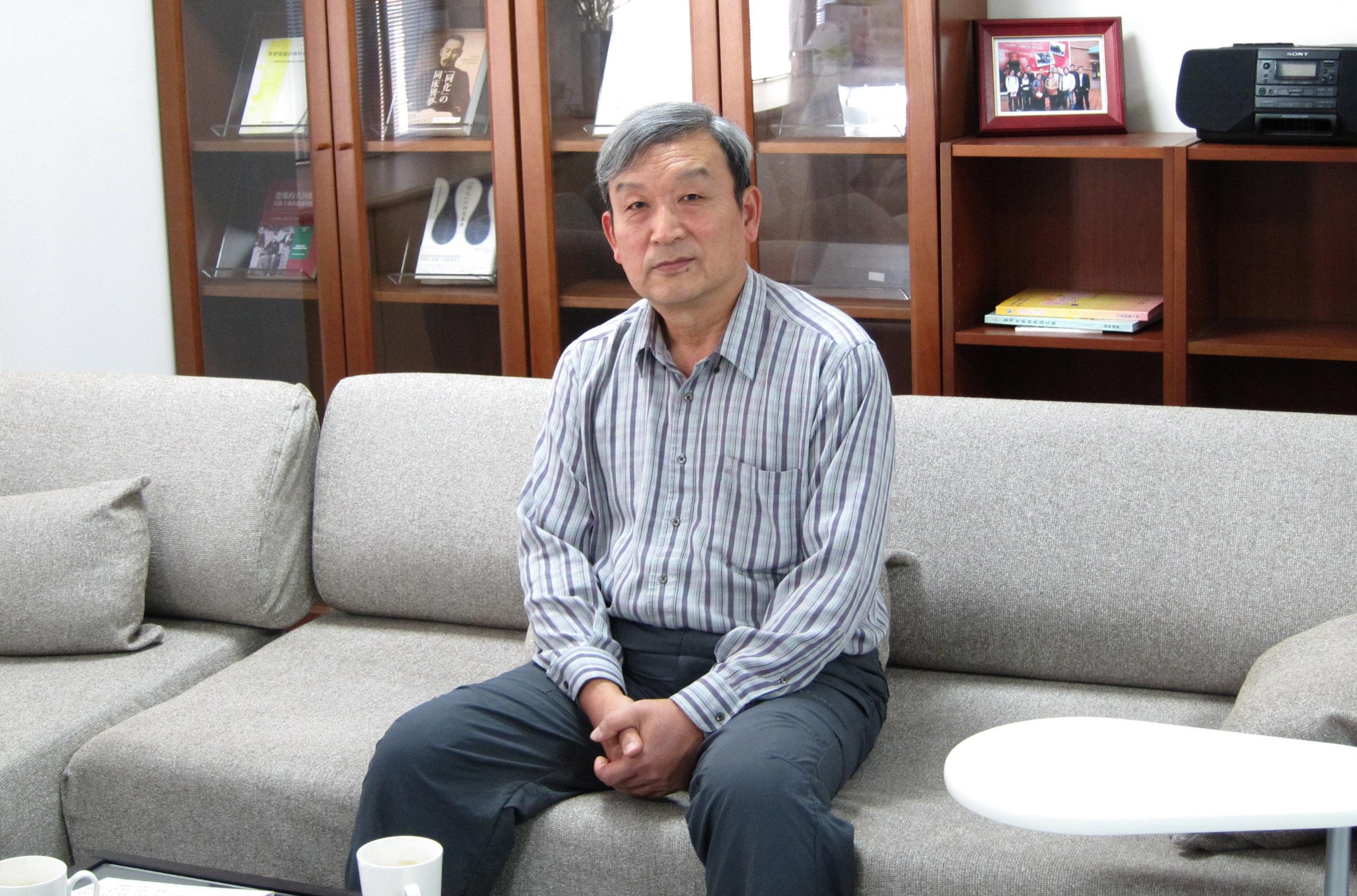 專訪劉小萌教授