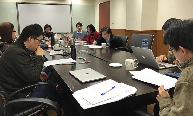 「近世儒學與社會研究工作坊」第一次討論會紀要