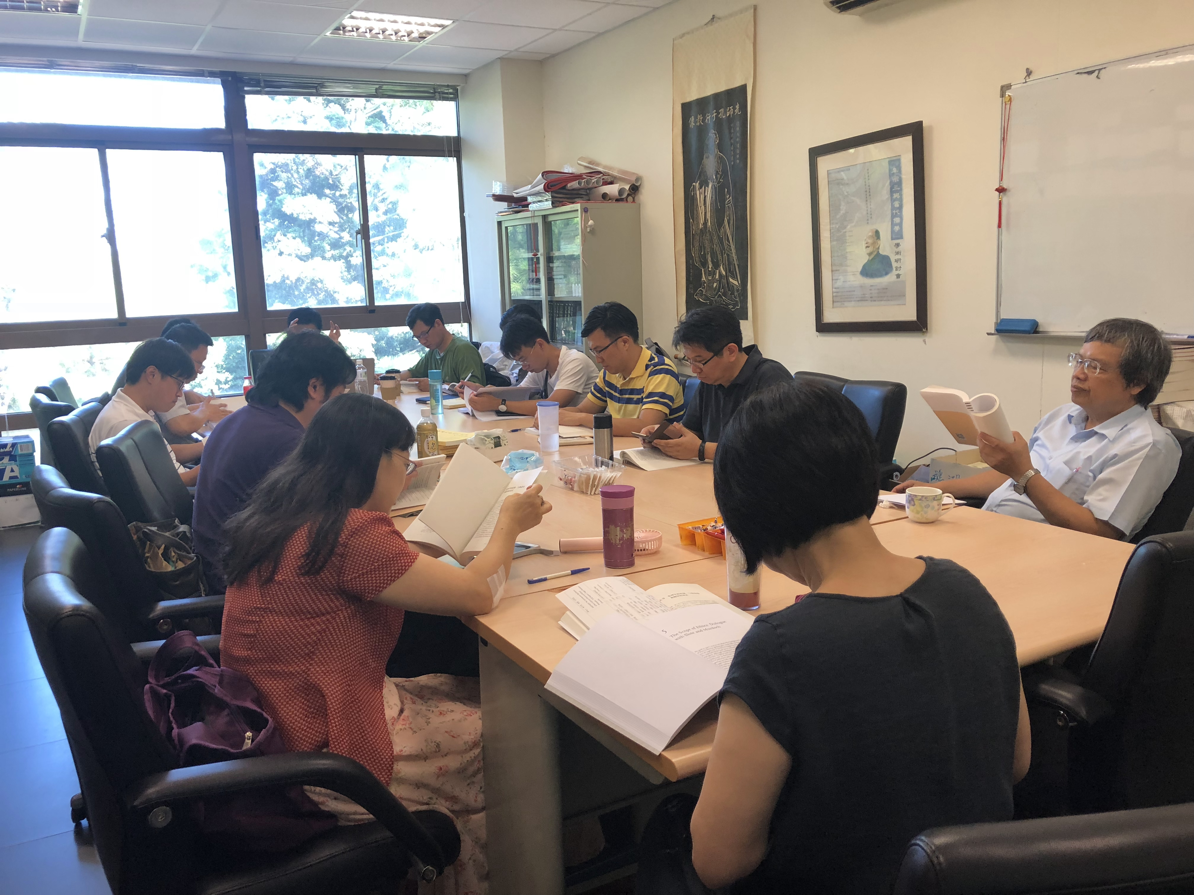 「明清的思想世界與東亞研究工作坊」第六次討論會紀要