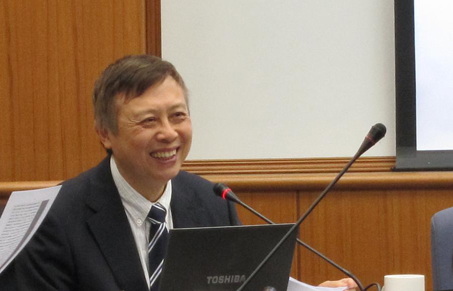 黃克武教授演講「迷信的誕生:俗世化與近代中國的知識轉型」紀要