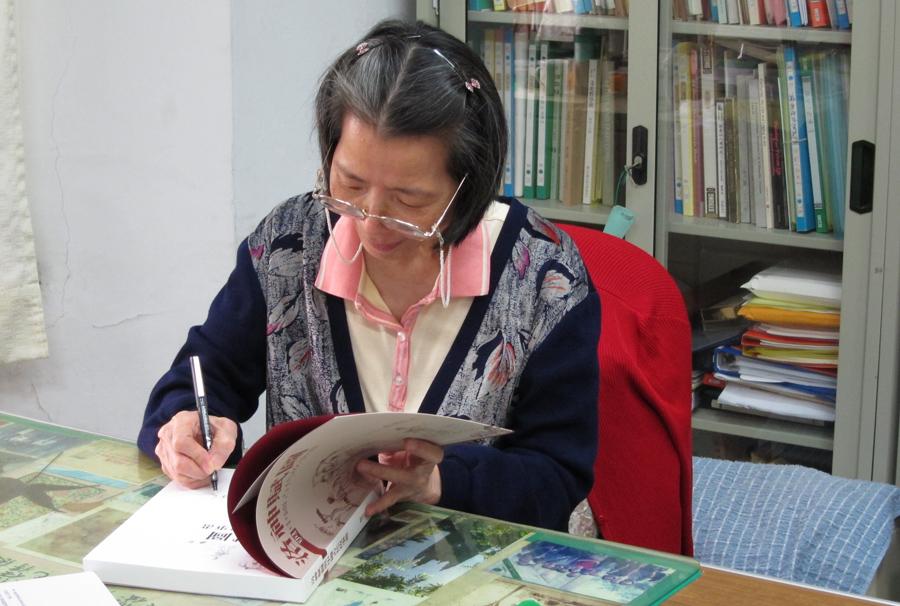 專訪陳葆真教授