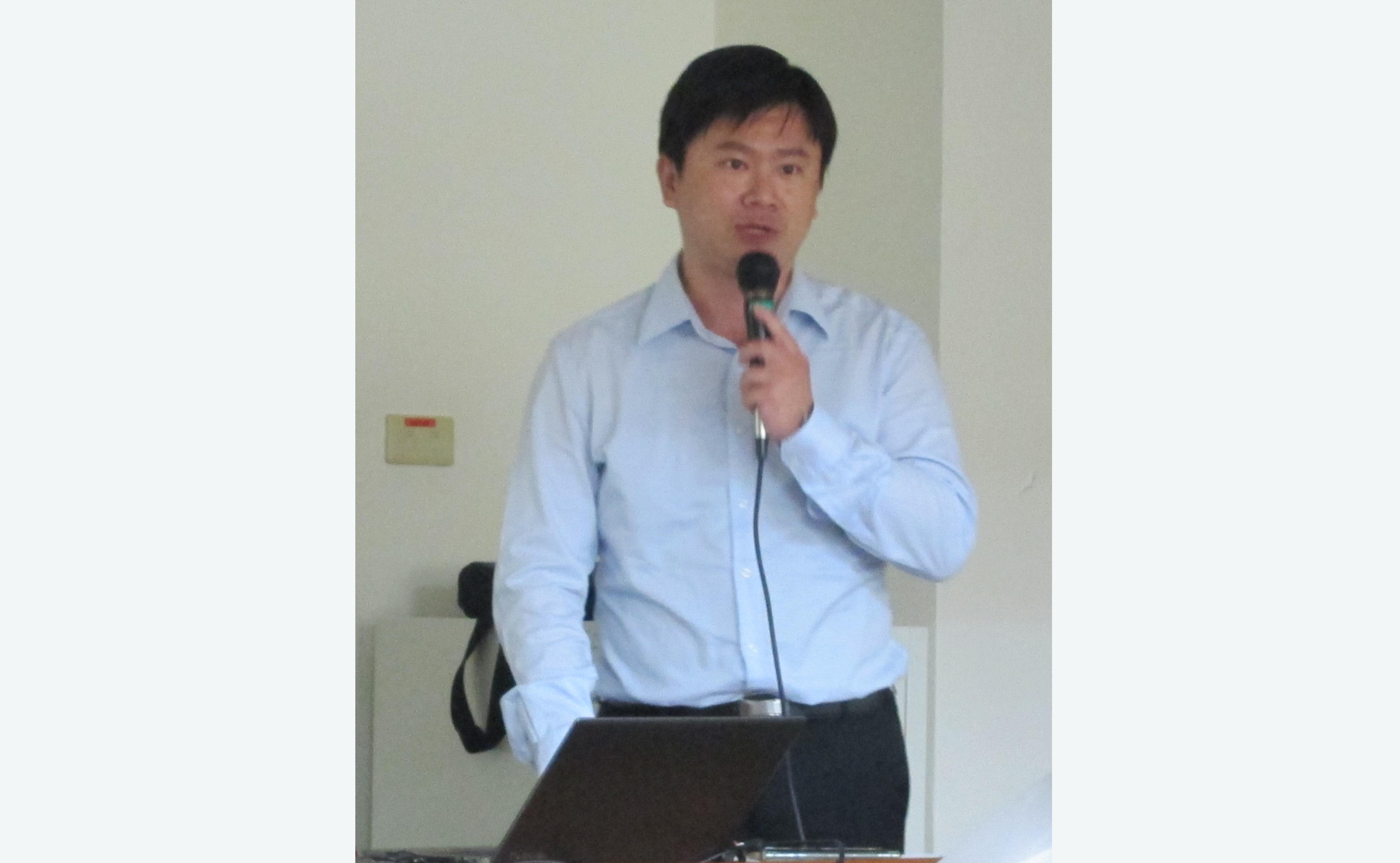 謝忠志教授演講「宮闈燕閒:貓在明人筆下的一個生活側面」紀要