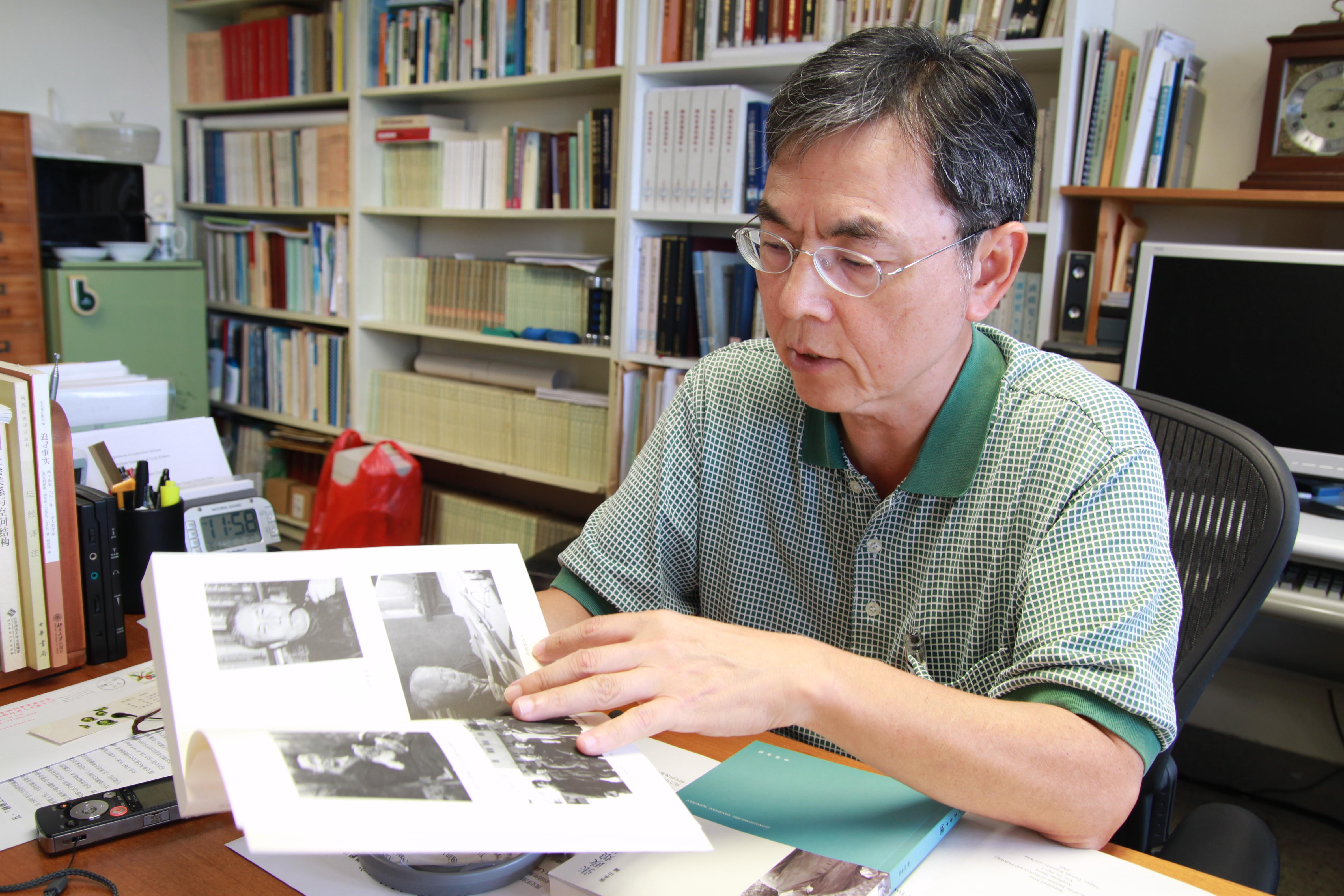 專訪范毅軍教授