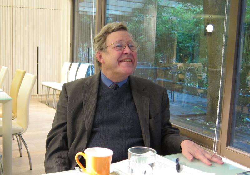 專訪蓋博堅 (Prof. R. Kent Guy) 教授