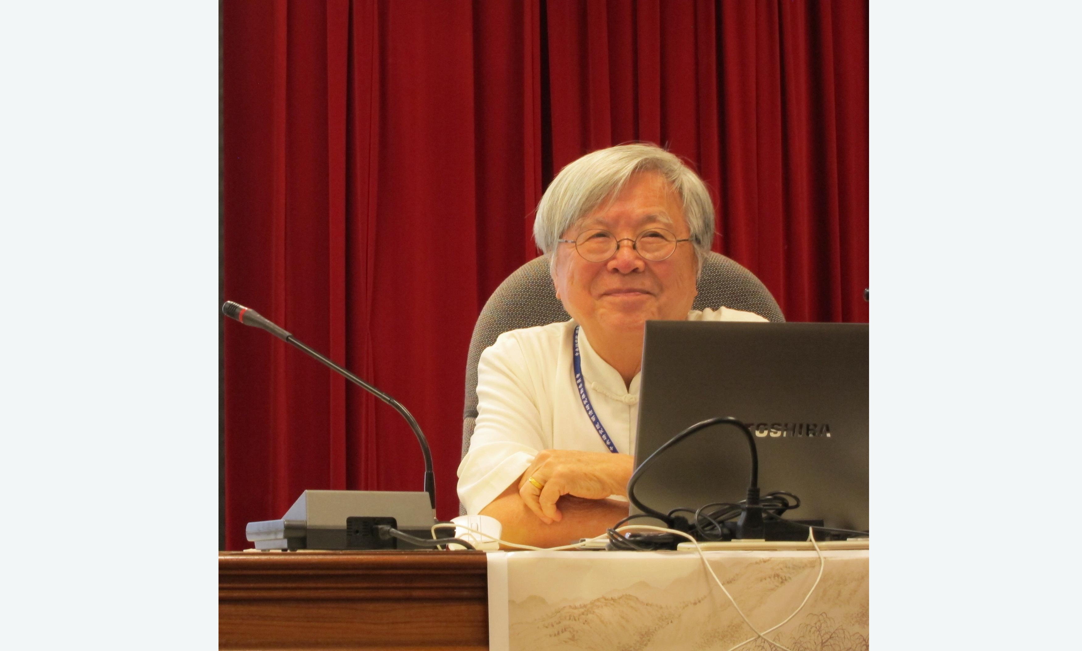 徐泓教授演講「研究明清史的學與思」紀要