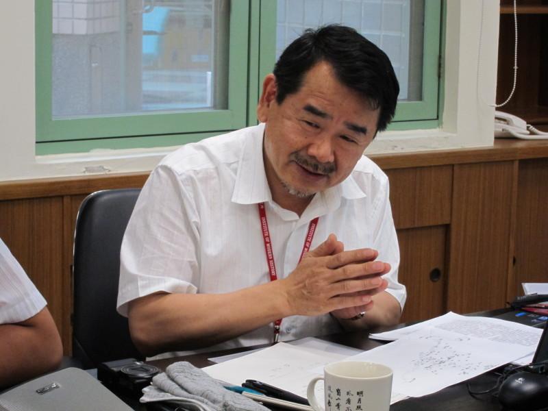 井上徹教授講演「明末商稅徵收與廣東社會」活動紀要