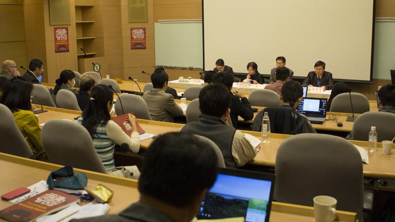 2013 中央研究院明清研究國際學術研討會——遠距會議室「思想史」論文報導