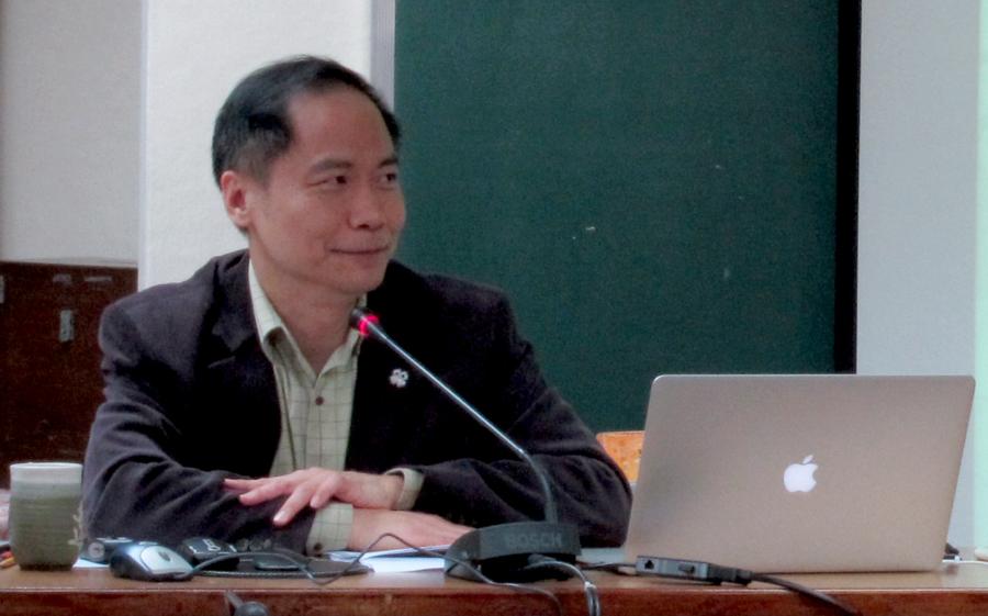 陳熙遠教授演講「明清檔案相關研究二帖」紀要