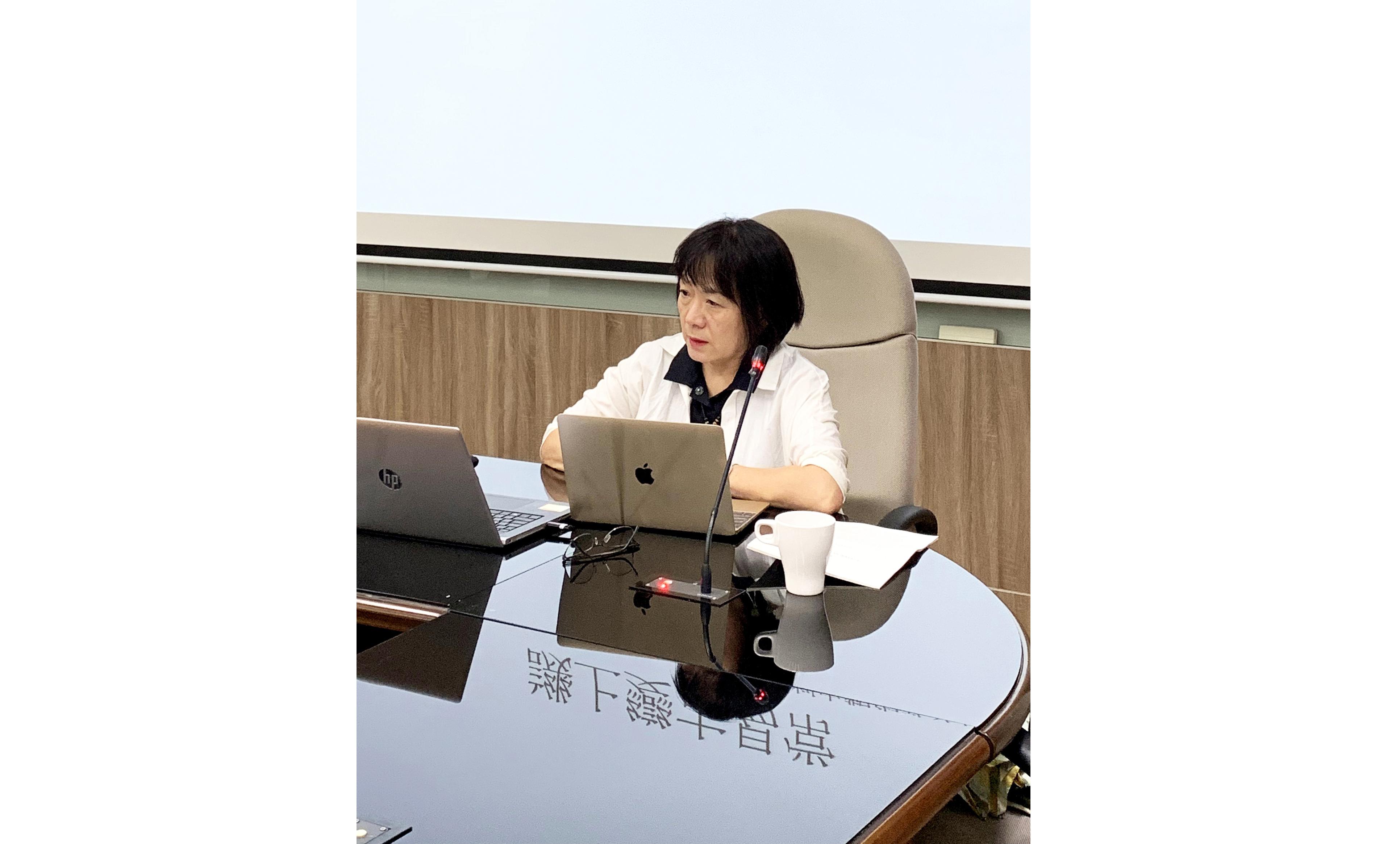 劉紀蕙教授演講「譏上變古易常:從《齊物論釋》談章太炎思想中的批判史觀與政治性」紀要