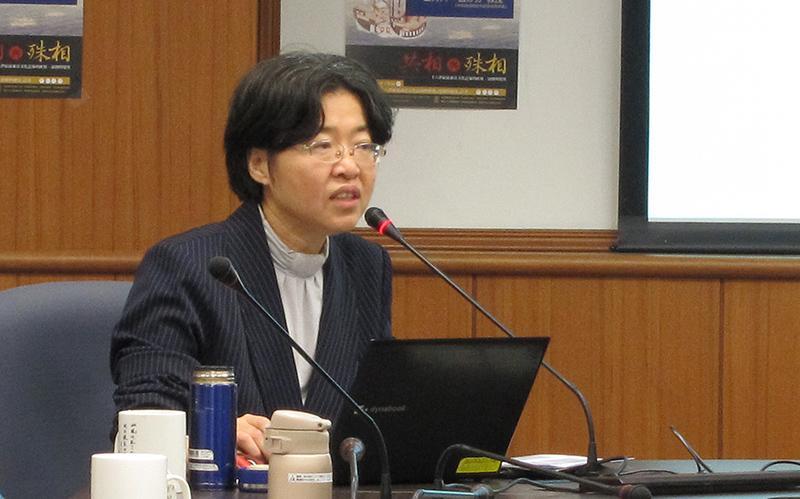 陳捷教授演講「關於十九世紀後半葉日藏漢籍回流中國的商業渠道」紀要