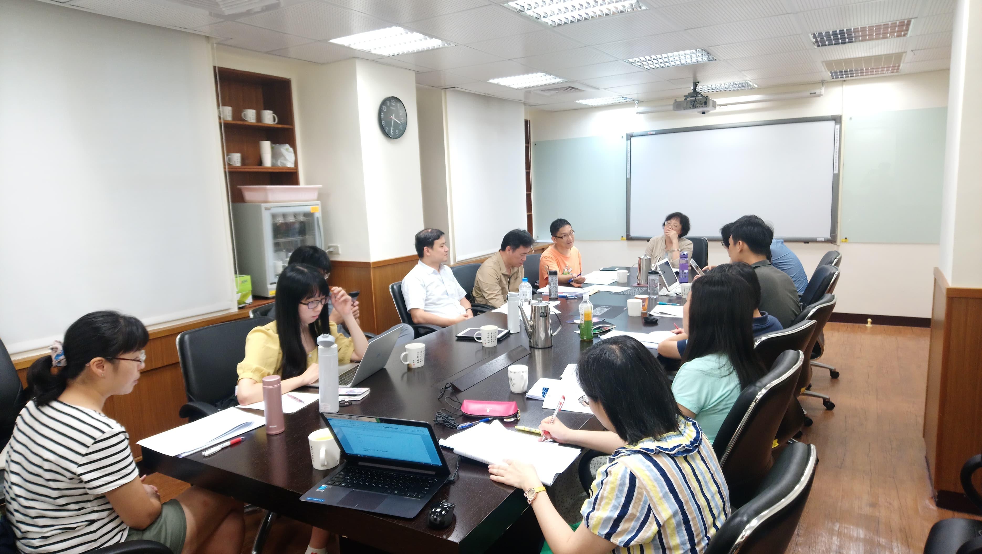 「近世儒學與社會工作坊」第四次討論會紀要