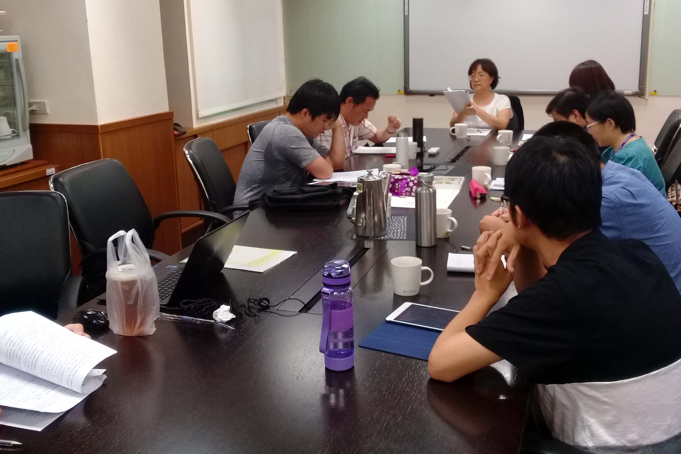 「近世儒學與社會研究工作坊」第四次討論會紀要