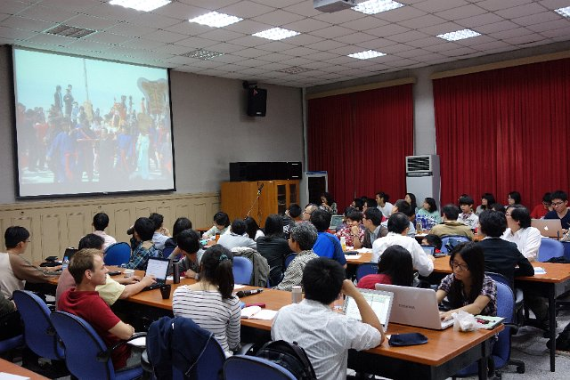 宋怡明教授演講「明代東南沿海地區的衛所和軍戶:國家制度與日常政治」紀要