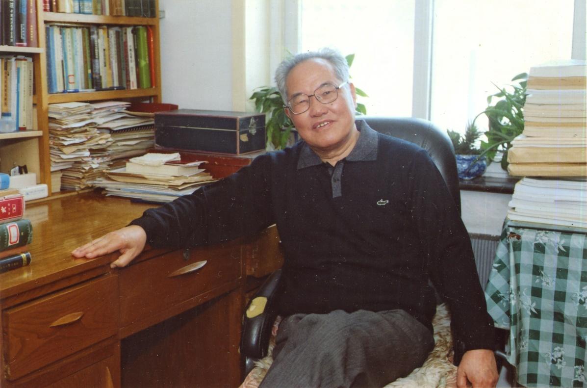 專訪郭松義教授:在時代的風雨中且行且進